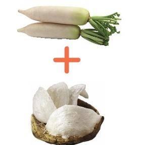 滋补汤煲——燕窝萝卜香菇汤